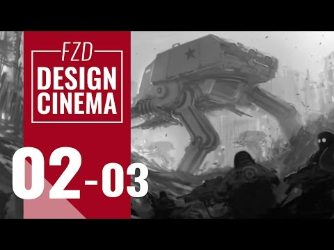 Design Cinema – EP 2 - Shot Setup Part 03