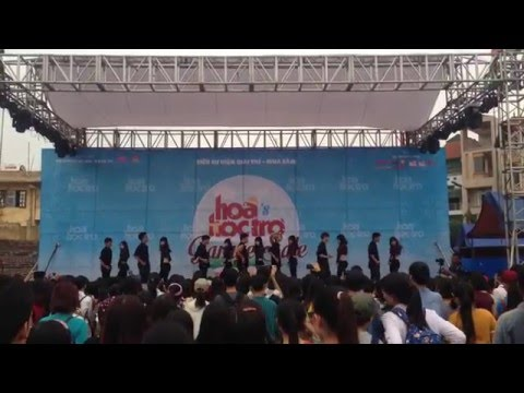 [STAGE] Knock - Nasty Nasty dance cover by Cli-max Crew from Vietnam