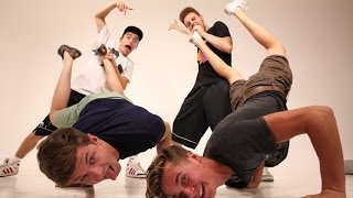 CHALLENGE JIM WITH JOE SUGG: STREET DANCE