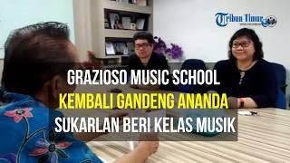 Grazioso Music School Kembali Gandeng Ananda Sukarlan Beri Kelas Musik