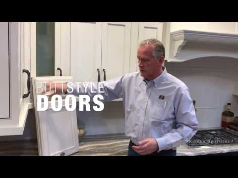 Kuiken Brothers Kitchen Bath Cabinetry Inset Vs Overlay Cabinetry From Mouser Youtube
