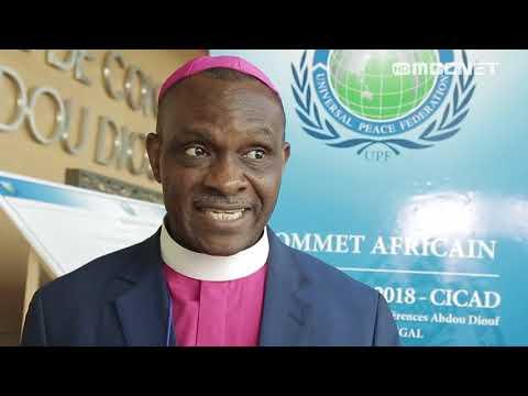 2018 Africa Summit (MBCNET) - Declaración de paz en Senegal para una nueva África Spanish