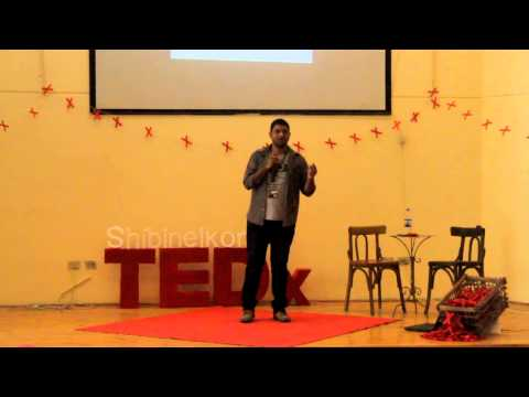 Elkashef Project: Mohamed Goda at TEDxShibinelkom