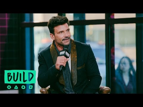 """Frank Grillo Chats His Hosting Gig In Netflix's """"Fight World"""""""