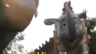 Patent Product Flying Elephant Theme Park Swing Rides Self control Amusement Park for Sale