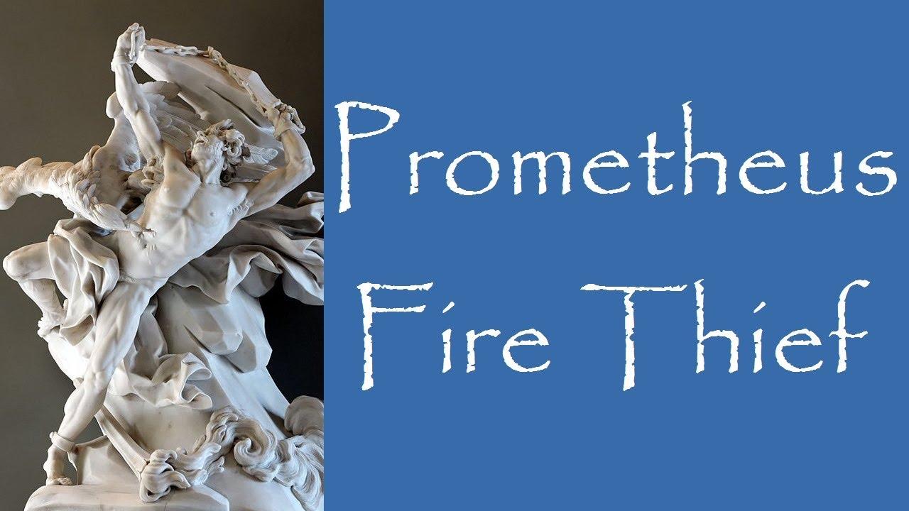 Greek Mythology Story Of Prometheus