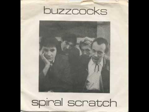 Buzzcocks - Spiral Scratch E.P. (Full) Vinyl