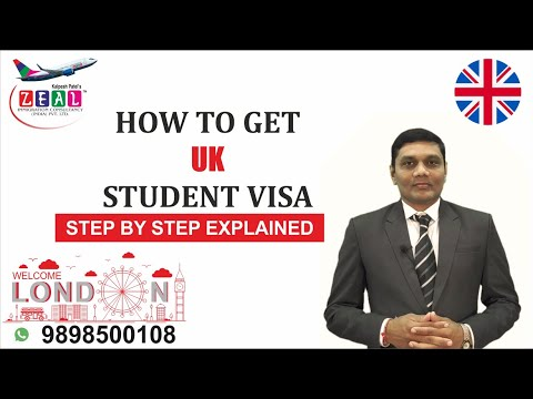 Study in UK | UK STUDENT VISA 2019 | Step By Step Process | Documents | Cost | Interview |