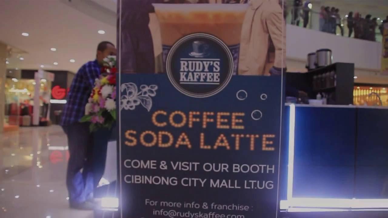 Rudy's Caffee Grand Opening at Cibinong City Mall