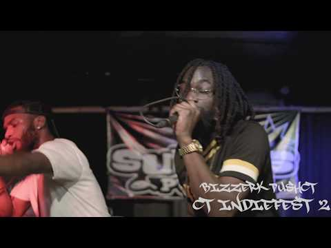 Bizerk, Prince City 203 and Gee Bando Performance at CT Indie Fest Part 2