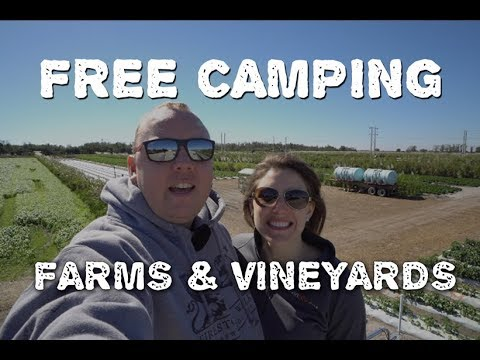 Free Camping - Harvest Hosts - South Florida Adventure