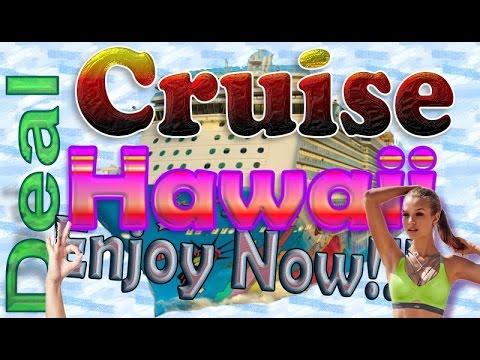 Cruise to Hawaii Island 2017