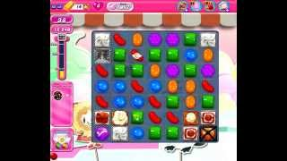 Candy Crush Saga Nivel 1057 completado en español sin boosters (level 1057)