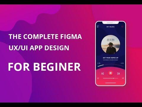 [BEGINNER] Lesson 16 : Principles of Design (FIGMA UX/UI APP DESIGN COURSE)