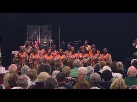 Africa university choir 3