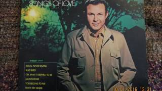 Watch Jim Reeves Oh What It Seemed To Be video
