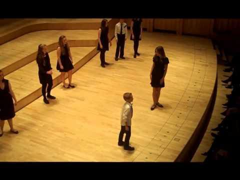 Cathedral School Llandaff House Singing 2012/2013 HD