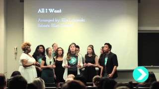 ALL I WANT - KODALINE (a Cappella cover by The Fullertones) SPRING CONCERT 2015