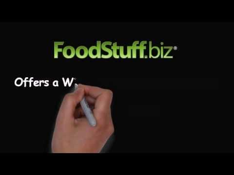 Food and Drink Accessories - FoodStuff.biz