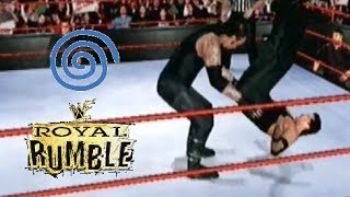 WWF Royal Rumble playthrough (Dreamcast)