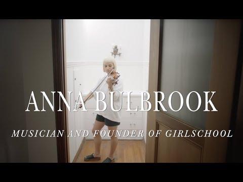 Shinola x Girlgaze 'Girls With Purpose' | Anna Bulbrook