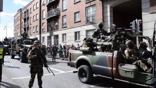 Easter Rising  Parade Dublin 2016 / 100th Anniversary Parade of the 1916 Easter Rising.