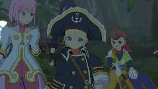 Tales of Vesperia: Definitive Edition - Forest of Keiv Moc Gameplay (TGS 2018)