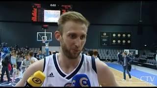 Минские «Цмоки» победили косовскую «Приштину» в Лиге чемпионов по баскетболу