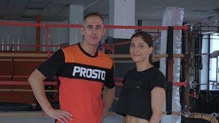 Akademia Kickboxingu Juras - odc. 11 Obrony na low kick