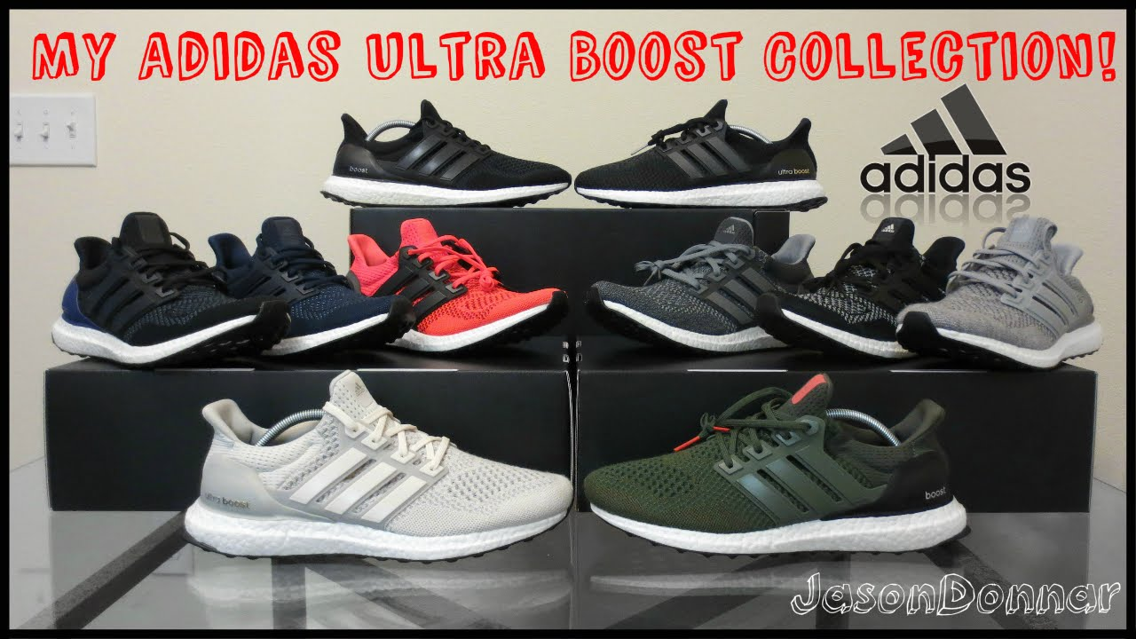 733a3849fd5ac My Entire Adidas Ultra Boost Collection  BoostVibes