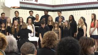 pine ridge high school spring concert