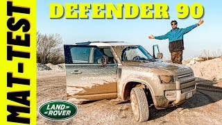 MAT-TEST - NEW DEFENDER 90 BY AGRATE MOTORI