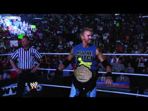 DVD Preview: SummerSlam 2011 - Christian and Edge