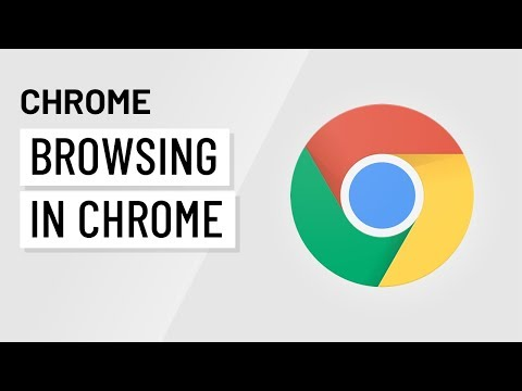 Chrome: Browsing in Chrome