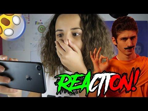 REACTION ALLA CANZONE DI FAVIJ! [HATERS IN ITALIA]