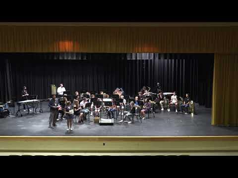 Bushland Middle School 8th Grade Band Concert