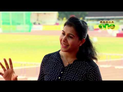 Manam Thurannu - Athlete Anju Bobby George and Kamal Varadoor (Episode 84)