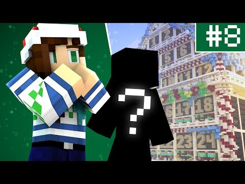 TurboKart Racing With...??? - Stacy Plays Minecraft Advent Calendar (Day 8)
