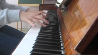 Ёлка-Моревнутри (piano cover)