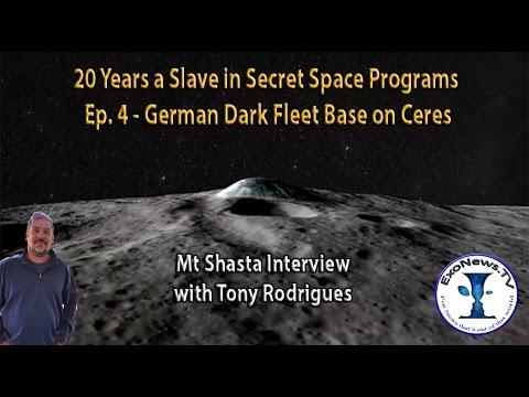 German Dark Fleet Base on Ceres - 20 Years a Slave in Secret Space Programs - Pt 4 (S04E08)