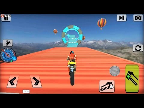 Bike Impossible Tracks Race 3d Motorcycle Stunts Android