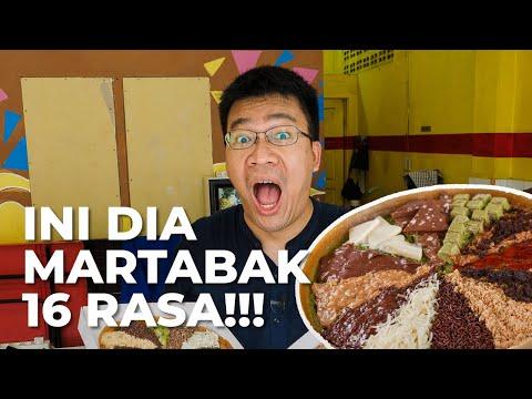 Martabak atau Pizza? Martabak Pizza!