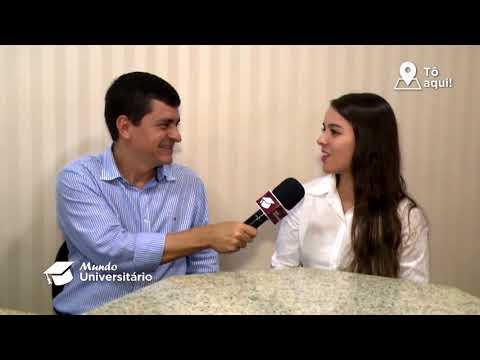 Tô aqui: Ex-alunos Amaro Neto e Lorena Quintanilha