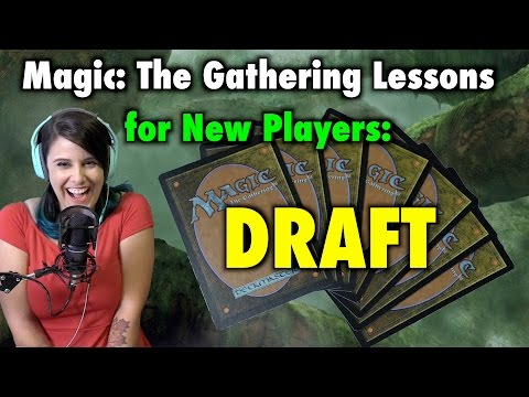 Magic The Gathering Lessons For New Players Learn How To Draft Better