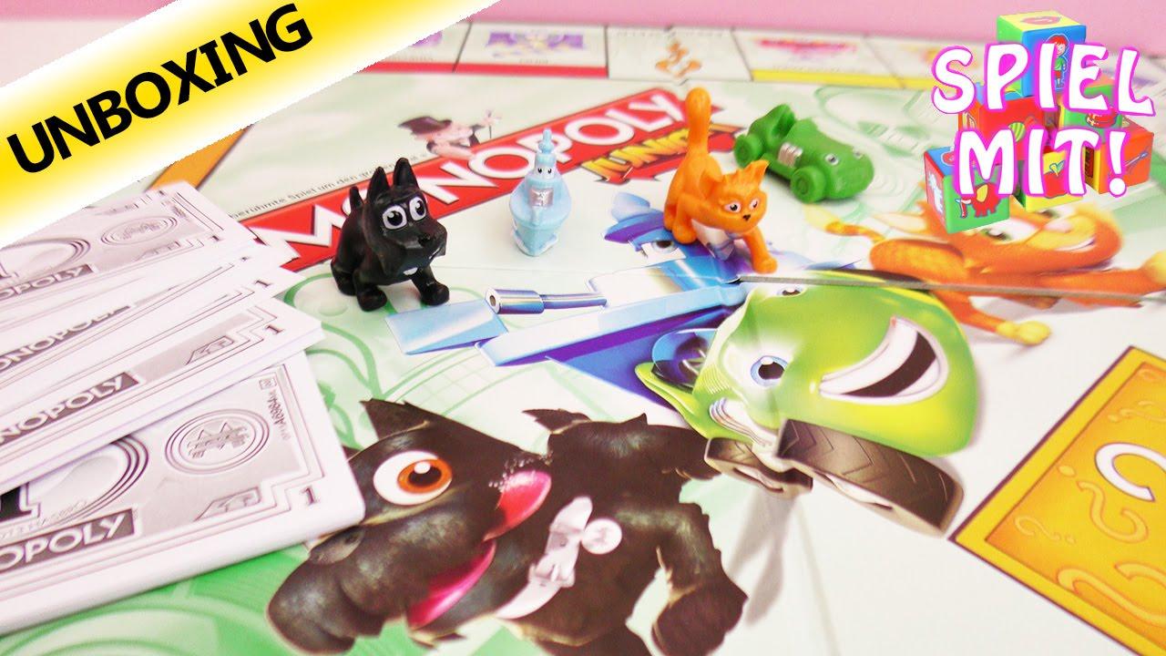 Monopoly Junior Regeln