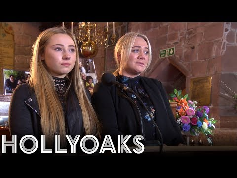 Hollyoaks: Tegan's Funeral