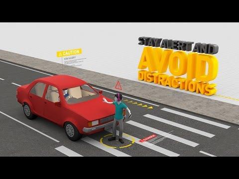 SAFE STEPS Road Safety: Pedestrians