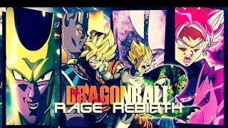 Jugando Al Dragon Ball fúria renascimento 2-Roblox