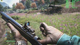 Great settings:  Far Cry 4, GTX 970