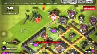 Big raid clash of clans